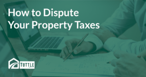 The last day to dispute property taxes is May 31