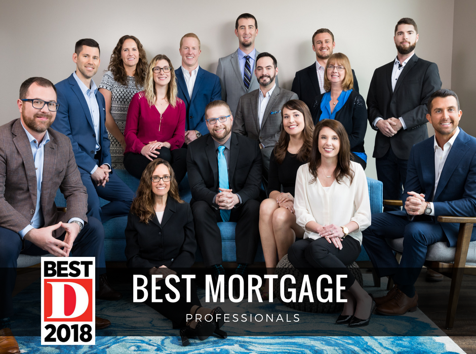 The Tuttle Group recognized among D Magazine's Best Mortgage Professionals 4 years in a row