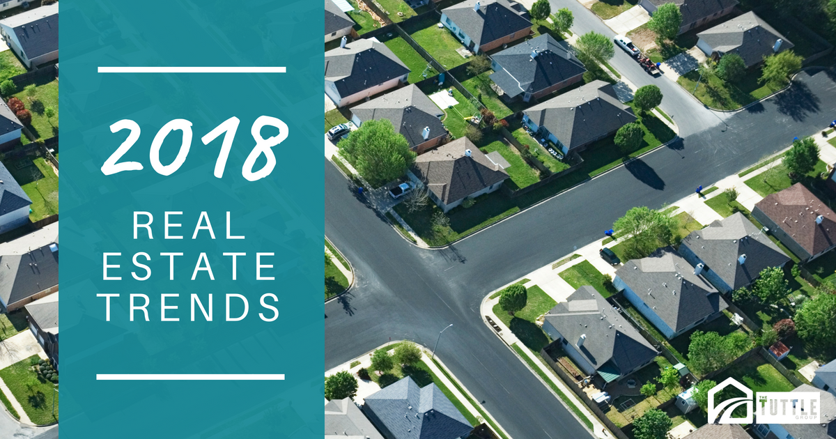 2018 Real Estate Trends