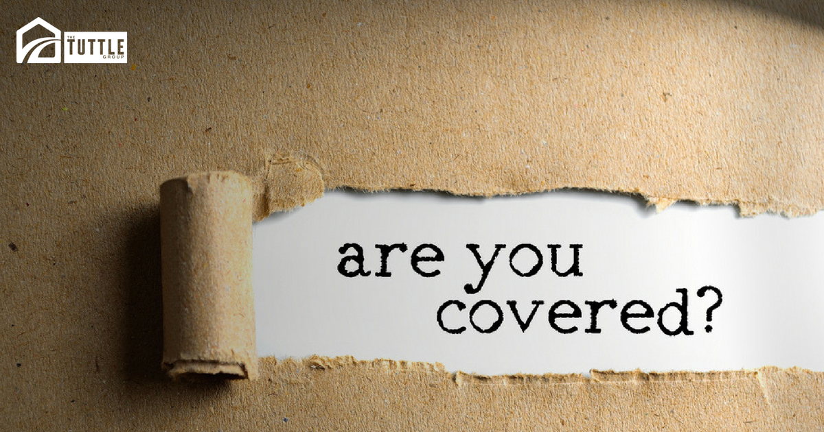 Top 3 things that should be included in your Homeowner's Insurance Policy